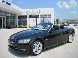2011 Jet Black BMW 3 Series 328i Convertible #34513740