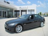2011 Black Sapphire Metallic BMW 3 Series 335i Sedan #34513742