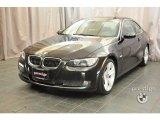 2007 Jet Black BMW 3 Series 335i Coupe #34513267