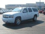 2011 Summit White Chevrolet Suburban LTZ 4x4 #34513810