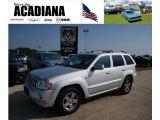 2006 Bright Silver Metallic Jeep Grand Cherokee Overland 4x4 #34513515