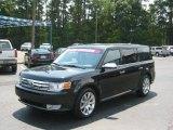 2010 Tuxedo Black Ford Flex Limited #34514125