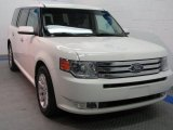 2010 White Suede Ford Flex SEL #34513867