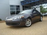 2008 Carbon Gray Hyundai Tiburon GS #34513379