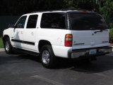 2001 Summit White Chevrolet Suburban 1500 LT 4x4 #34513394