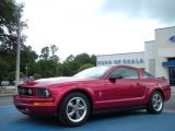 2006 Redfire Metallic Ford Mustang V6 Deluxe Coupe #34513399