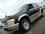 1997 Black Ford Explorer Eddie Bauer 4x4 #34581316
