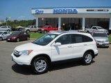2010 Taffeta White Honda CR-V EX-L AWD #34581843