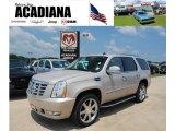 2007 Gold Mist Cadillac Escalade  #34581573