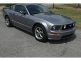 2006 Tungsten Grey Metallic Ford Mustang GT Premium Coupe #34582161