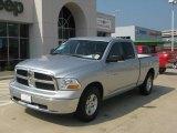 2011 Bright Silver Metallic Dodge Ram 1500 SLT Quad Cab #34581914