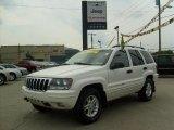 2002 Stone White Jeep Grand Cherokee Laredo 4x4 #34581648