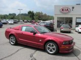 2005 Redfire Metallic Ford Mustang GT Premium Coupe #34581946