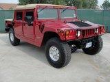 2001 Hummer H1 Soft Top