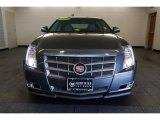 2009 Thunder Gray ChromaFlair Cadillac CTS 4 AWD Sedan #34581458