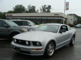 2005 Satin Silver Metallic Ford Mustang GT Premium Coupe #34581697