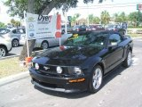2007 Black Ford Mustang GT/CS California Special Convertible #34581491