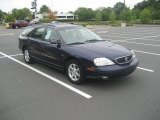 2000 Medium Royal Blue Metallic Mercury Sable LS Premium Wagon #34643700