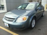2007 Blue Granite Metallic Chevrolet Cobalt LT Coupe #34643148