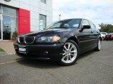 2004 Jet Black BMW 3 Series 330xi Sedan #34643447