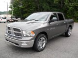 2011 Mineral Gray Metallic Dodge Ram 1500 Big Horn Crew Cab #34643854