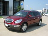 2011 Red Jewel Tintcoat Buick Enclave CXL #34643548