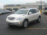 2011 White Diamond Tricoat Buick Enclave CXL #34643561