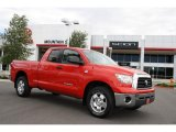 2007 Radiant Red Toyota Tundra SR5 TRD Double Cab 4x4 #34642882