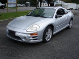 2003 Sterling Silver Metallic Mitsubishi Eclipse GT Coupe #34642884
