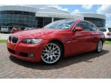 2007 Crimson Red BMW 3 Series 328i Coupe #34643580
