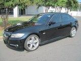 2009 Jet Black BMW 3 Series 335i Sedan #34643636