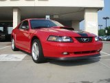 1999 Rio Red Ford Mustang GT Coupe #34643640