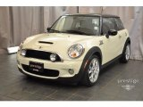2007 Pepper White Mini Cooper S Hardtop #34642971