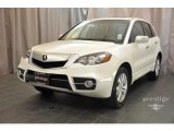 2010 White Diamond Pearl Acura RDX Technology #34642977