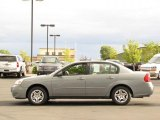 2007 Golden Pewter Metallic Chevrolet Malibu LS Sedan #34643669