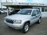 2002 Bright Silver Metallic Jeep Grand Cherokee Laredo 4x4 #34644077
