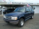 1997 Dark Blue Ford Explorer XLT 4x4 #34644078