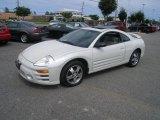 2003 Dover White Pearl Mitsubishi Eclipse GS Coupe #34736885