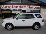 2009 Oxford White Ford Escape XLT V6 4WD #34736685