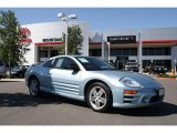 2003 Steel Blue Pearl Mitsubishi Eclipse GT Coupe #34736353