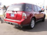 2006 Saab 9-7X Lingonberry Red Metallic