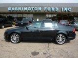 2010 Tuxedo Black Metallic Ford Fusion SEL V6 #34736769