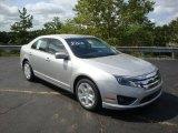 2010 Brilliant Silver Metallic Ford Fusion SE #34736586