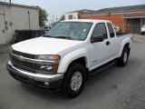 2005 Chevrolet Colorado Z71 Extended Cab Data, Info and Specs
