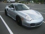 2003 Porsche 911 Polar Silver Metallic