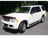 2003 Oxford White Ford Explorer Limited 4x4 #34799691