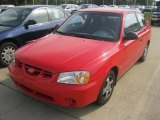 2002 Hyundai Accent GS Coupe