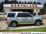 2007 Silver Birch Metallic Lincoln Navigator Luxury 4x4 #34799905