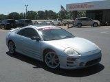 2003 Sterling Silver Metallic Mitsubishi Eclipse GTS Coupe #34800125