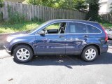 2007 Royal Blue Pearl Honda CR-V EX 4WD #34800403